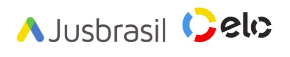 Logos da Jusbrasil e ELo
