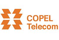 Logo Copel Telecom na cor laranja