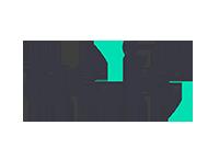 Logo Adiq nas cores preto e verde