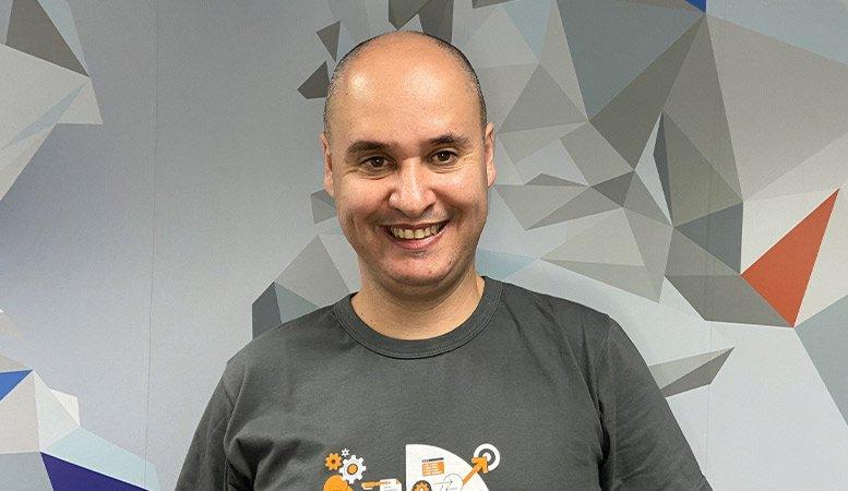 Imagem do João Paulo, CEO da Objective