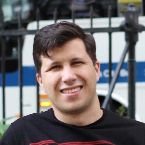 Desenvolvedor Guilherme Sokolovicz