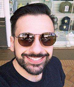 Analista de Marketing Digital Luis Quagliano