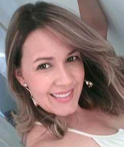Gerente de Contas Michelle Gonçalves