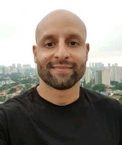 Líder Técnico Rafael Gomes